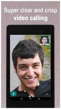 Video Calling for whatsap 3 تصوير الشاشة