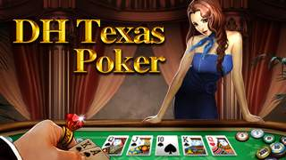 DH Texas Poker - Texas Hold'em 1 تصوير الشاشة