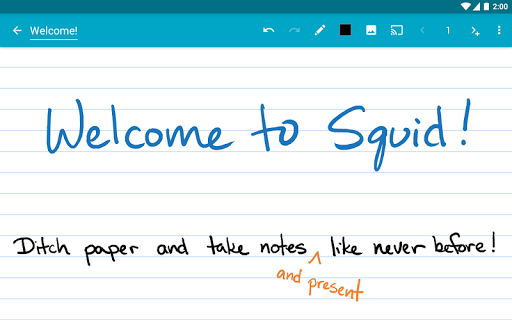 Squid - Take Notes & Markup PDFs screenshot 9