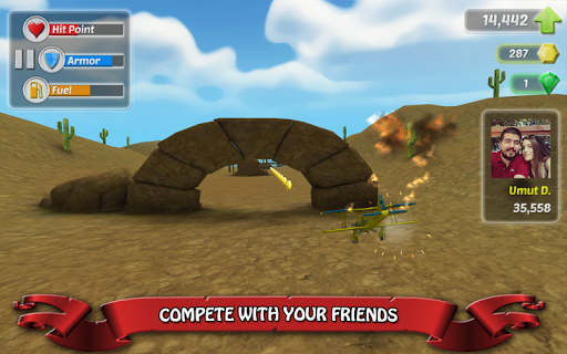Wings on Fire - Endless Flight screenshot 4