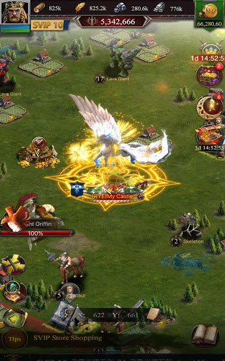 Clash of Kings : Newly Presented Knight System screenshot 8