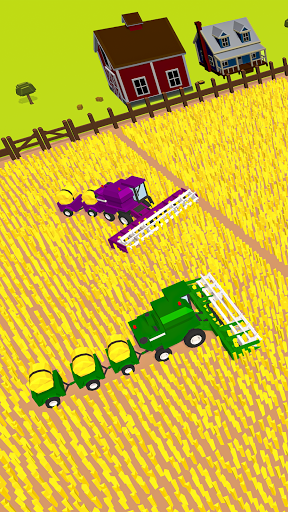 Harvest.io – Farming Arcade in 3D screenshot 1