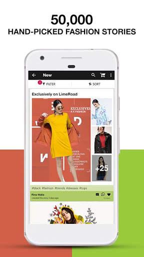 LimeRoad Online Shopping App for Women, Men & Kids screenshot 6