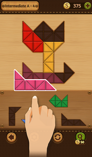 Block Puzzle Games: Wood Collection 4 تصوير الشاشة