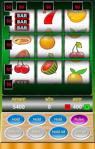 Play Slot-777 Slot Machine 6 تصوير الشاشة