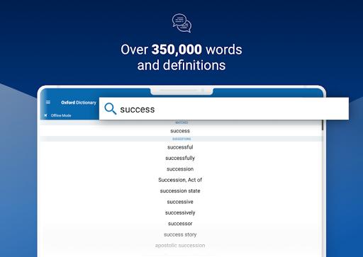 Oxford Dictionary of English screenshot 10