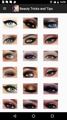 Nails.Makeup.Hairstyle screenshot 2