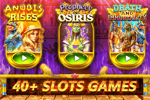 Slots of Immortality™ - Free Casino Slot Games 5 تصوير الشاشة