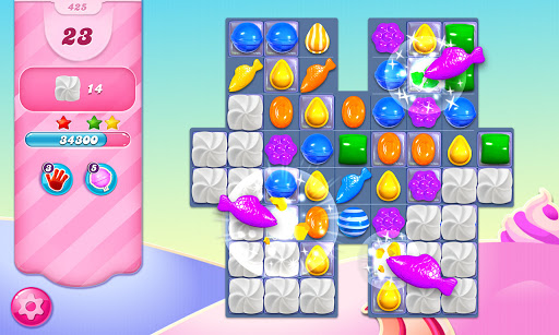 Candy Crush Saga screenshot 7