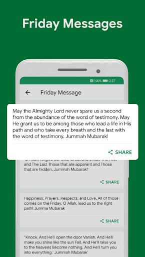 Muslim Assistant - Prayer Times, Azan, Qibla screenshot 7