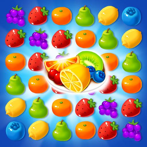 Sweet Fruit Candy أيقونة
