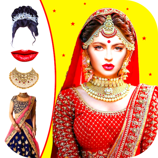 Bridally - Wedding Makeup Photo Editor Beauty app icon