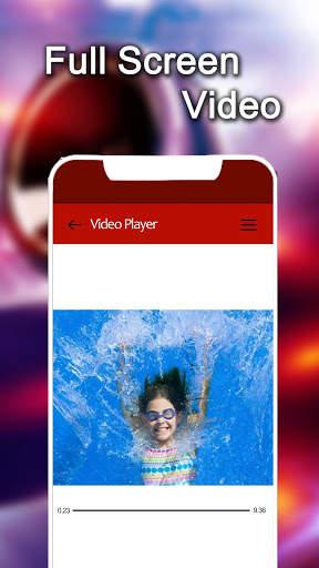 Sax Video player app screenshot 2