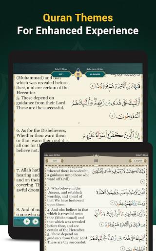 Quran Majeed – القران الكريم: Prayer Times & Athan screenshot 16