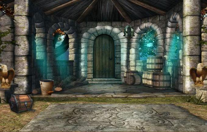 Escape Game Medieval Palace 1 تصوير الشاشة