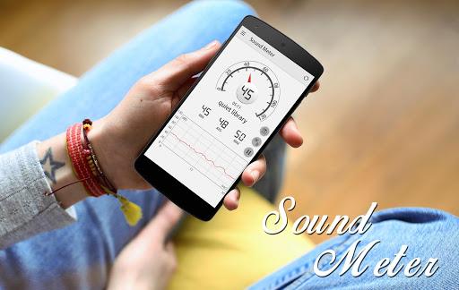 Sound Meter & Noise Detector screenshot 2