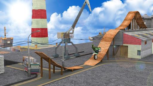 Stunt Bike Racing Game Trial Tricks Master screenshot 4