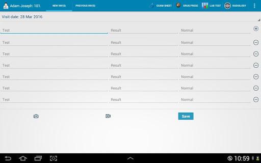 Medical Records screenshot 17