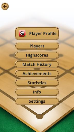 Nine men's Morris - Mills - Free online board game 4 تصوير الشاشة
