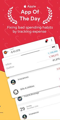 Money Lover: Expense Manager & Budget Tracker 2 تصوير الشاشة
