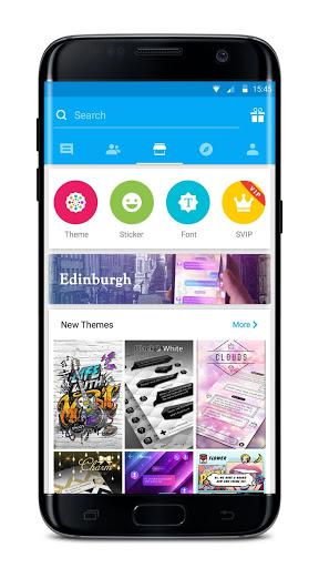 تطبيق جو للرسائل القصيرة 6 تصوير الشاشة