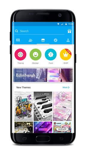 GO SMS Pro - Messenger, Free Themes, Emoji screenshot 6