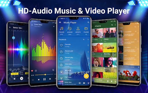 لاعب الموسيقى - أغنية لاعب 1 تصوير الشاشة
