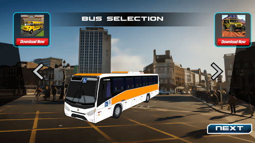 City Bus Simulator 3D screenshot 2