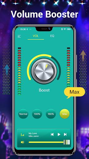 Efek musik Equalizer-Audio screenshot 5