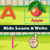 ABCD & Numbers Practice Kids on APKTom