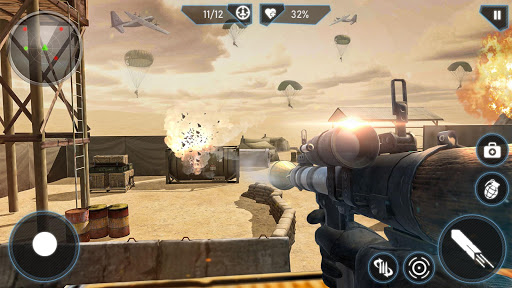 Anti Terrorism New Shooting Games 2021 screenshot 6