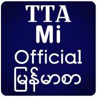 TTA Mi Official Myanmar Font on APKTom