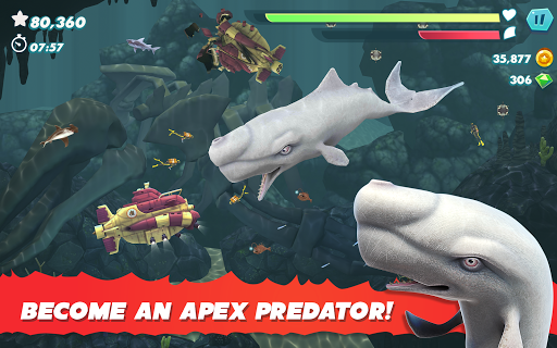 Hungry Shark Evolution screenshot 20