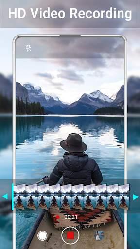 HD Camera Pro & Selfie Camera screenshot 3
