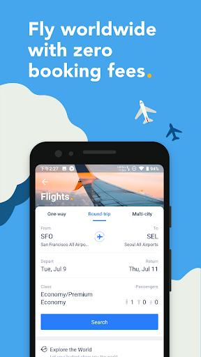 Trip.com: Flights, Hotels, Train & Travel Deals 3 تصوير الشاشة