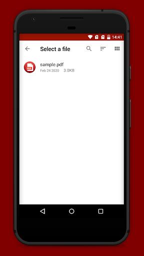 Best PDF Reader 4 تصوير الشاشة
