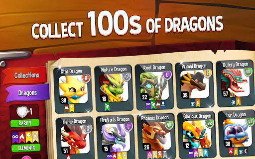 Dragon City Mobile screenshot 14