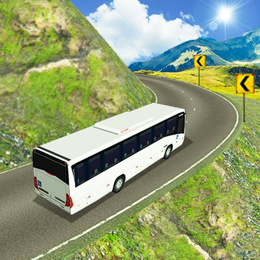 Bus Racing : Coach Bus Simulator 2021 आइकन