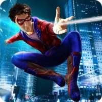 Spider Boy Superhero fighting on 9Apps