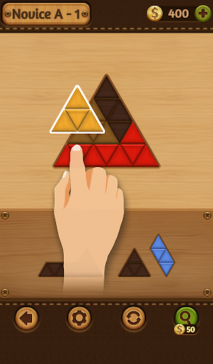Block Puzzle Games: Wood Collection 2 تصوير الشاشة