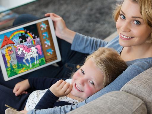 Kids' Puzzles 9 تصوير الشاشة