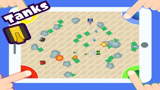 Permainan 2 3 4 Pemain screenshot 3