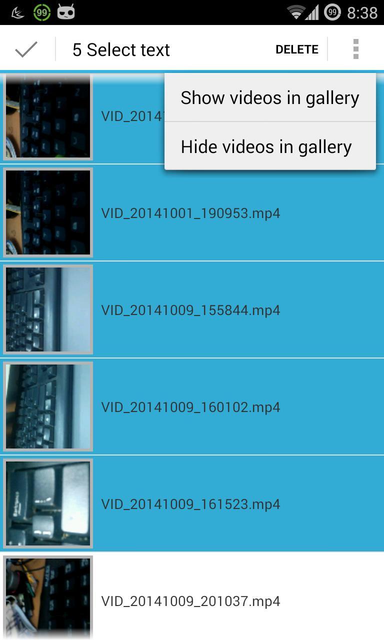Secret Video Recorder screenshot 8