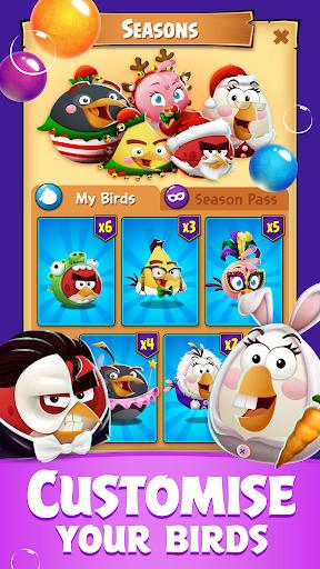 Angry Birds POP Bubble Shooter 5 تصوير الشاشة