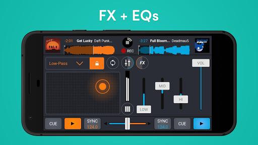 Cross DJ Free - dj mixer app screenshot 5