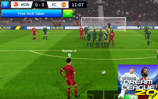 Dream hints league 2020 - soccer guide screenshot 3