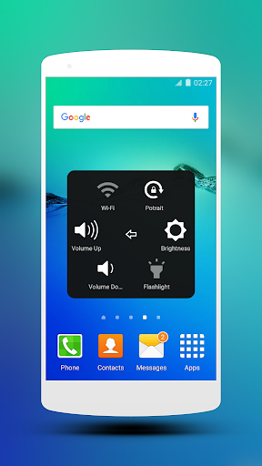 Assistive Touch dla systemu Android screenshot 10