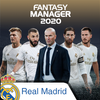 Real Madrid Fantasy Manager'20 Real football live أيقونة