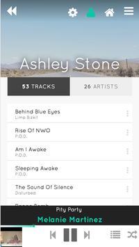 Wave Music Player screenshot 3
