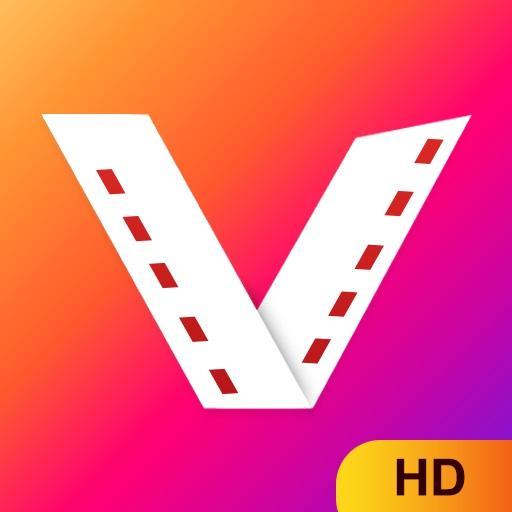HD Video player - Video Downloader أيقونة